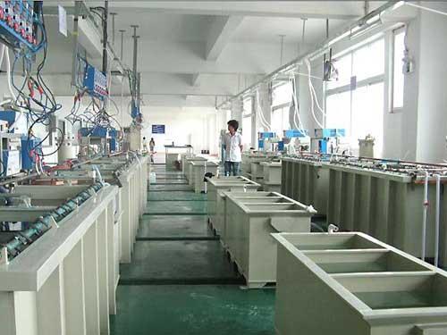 电镀行业水处理药剂选型