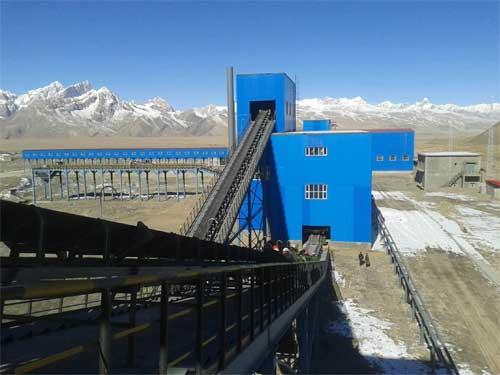 选矿行业污水处理药剂絮凝剂选型