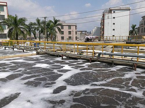 聚丙烯酰胺在电厂污水处理中的应用