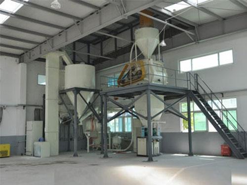 聚丙烯酰胺生产设备